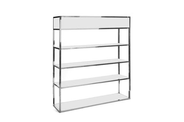 bar back shelf rental