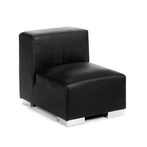 black couch rental