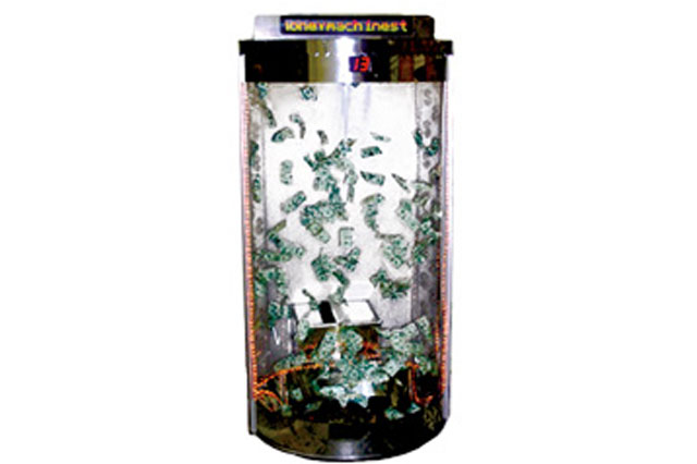 Circular Money Machine Rental
