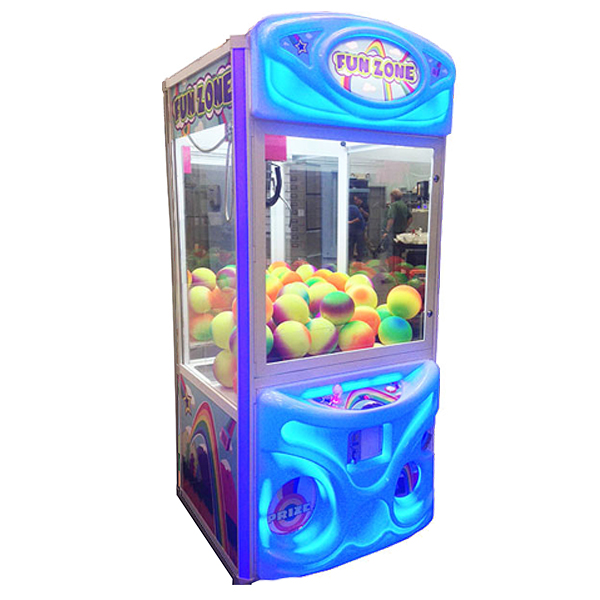 crane claw game rental