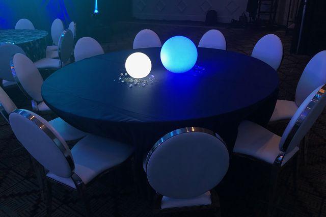 led orb balls