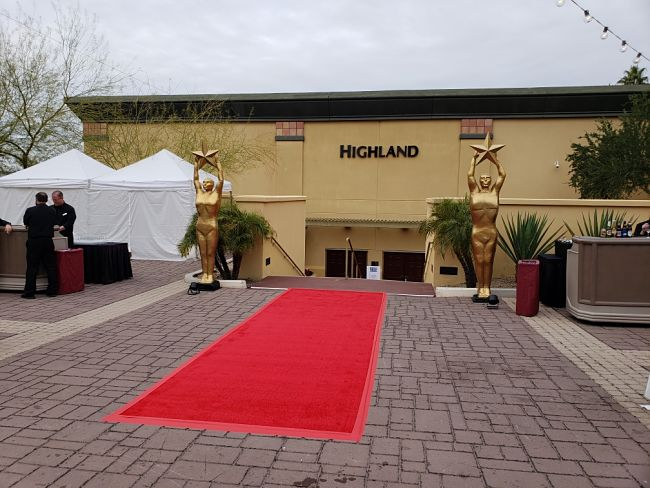 red carpet rental az