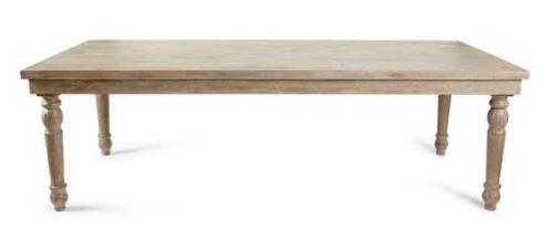 rustic farm table rentals