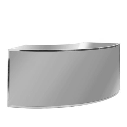 MIRROR FRONT CURVE BAR