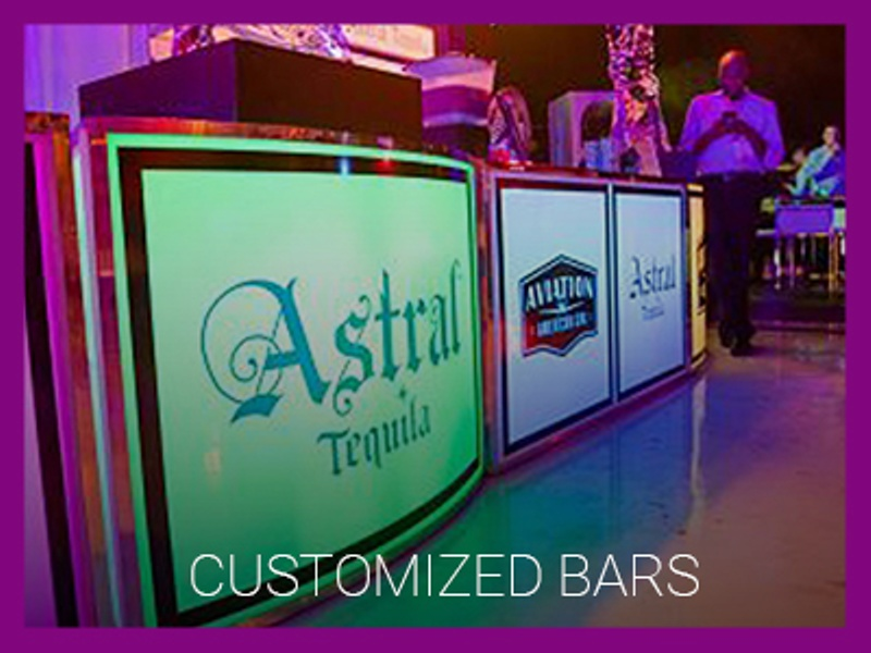 custom bar design