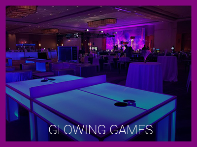 glowing game rental