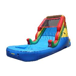 14' Backyard Dry Slide