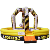wrecking ball inflatable