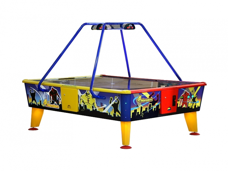 Giant Air Hockey Table