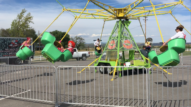 rent carnival rides