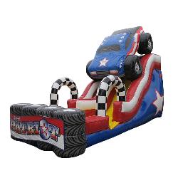 Monster Truck Slide