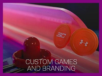 customized games and branding az