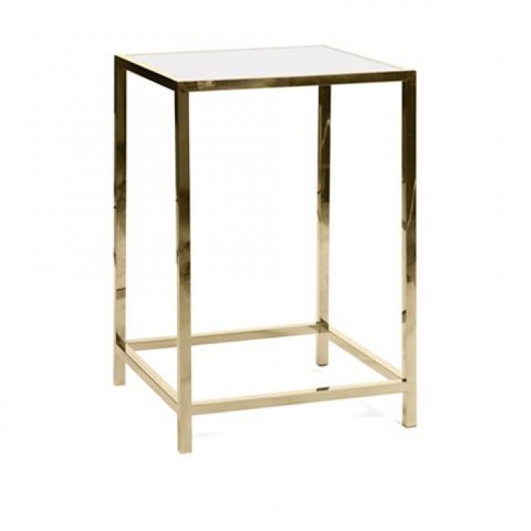 Cruiser Table - Capital - Gold Frame