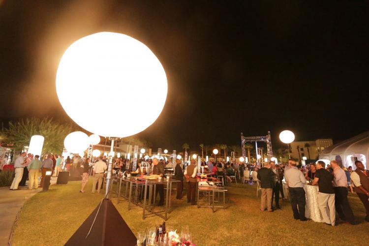 Moon Balloon Light