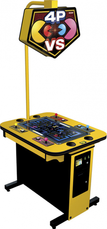 Pacman Battle Royale Table Arcade