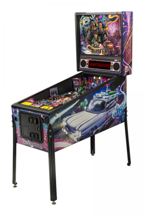 Pinball Machine - Ghostbusters