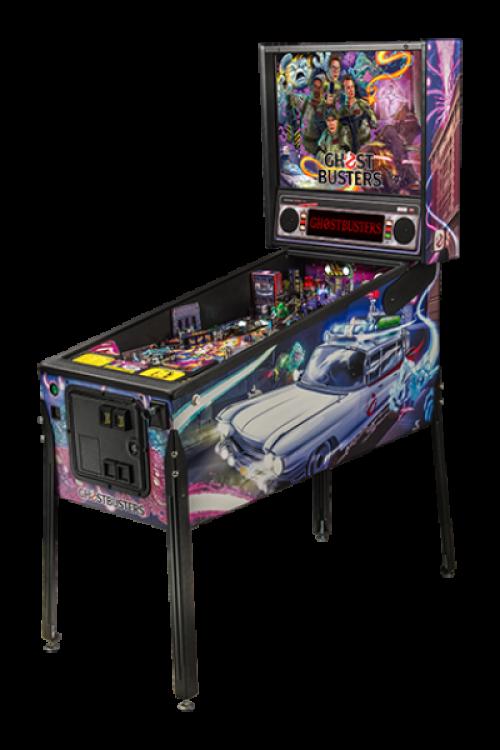 Pinball Machine - Ghostbusters