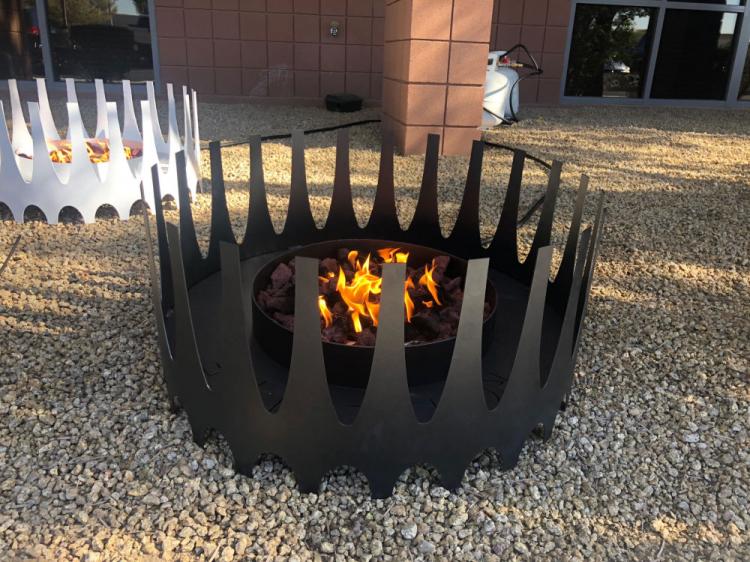 royal fire fire pit rental az