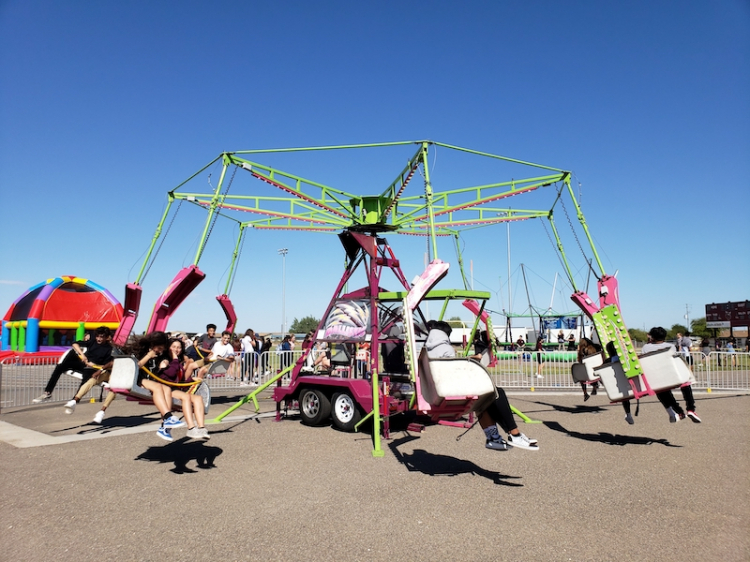 swing ride rental az