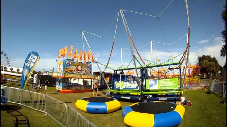 bungee trampolines az