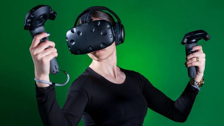 Virtual Reality System