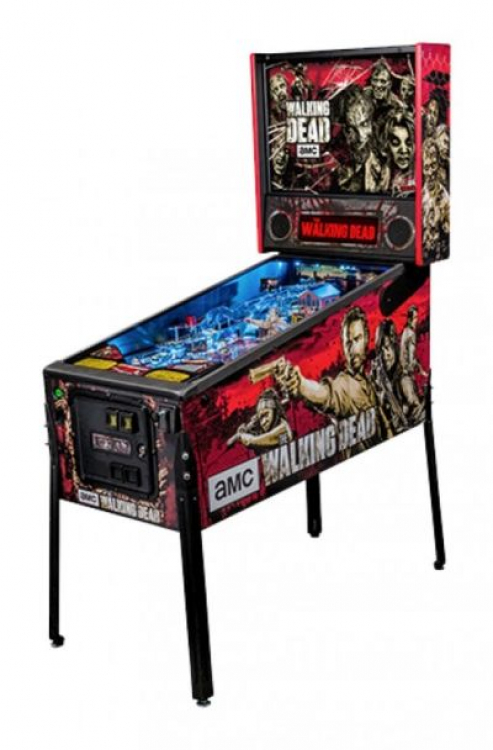 Pinball Machine - Walking Dead