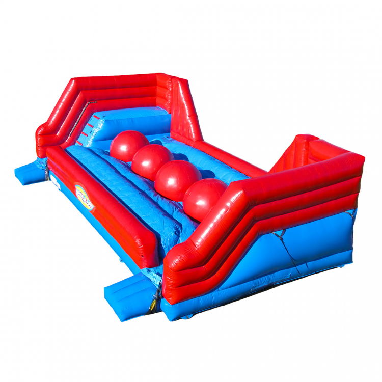 wipeout inflatable