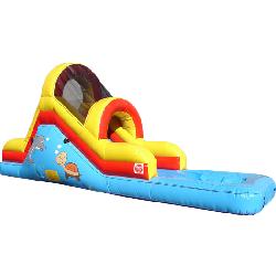 10' Toddler Dry Slide