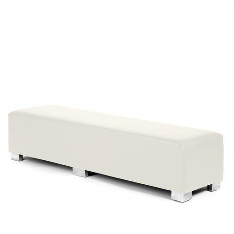 Bench - White - Continental