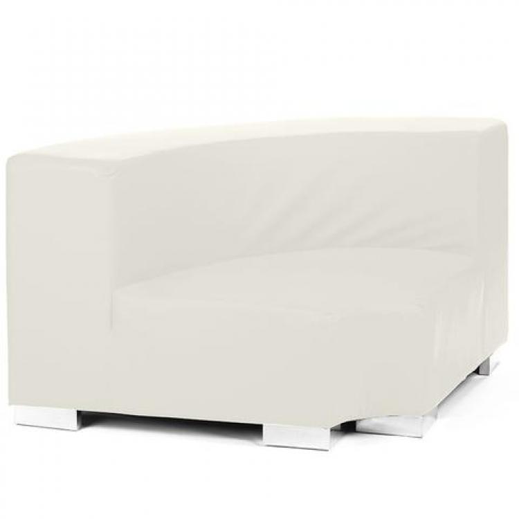 Mondrian - Inside Round - White