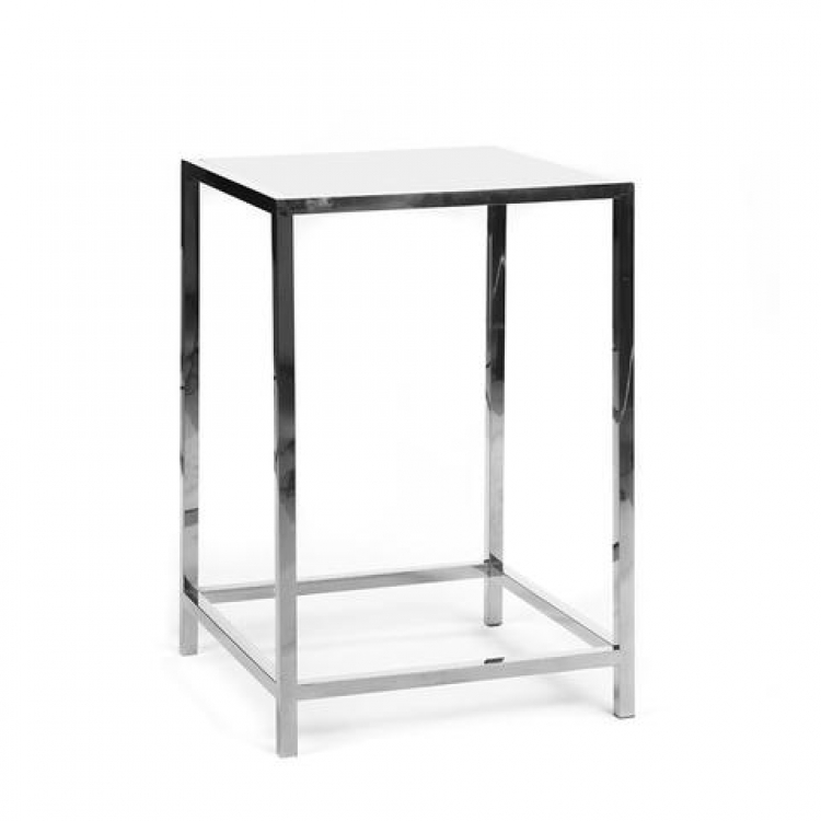 Cruiser Table - Capital - Silver Frame