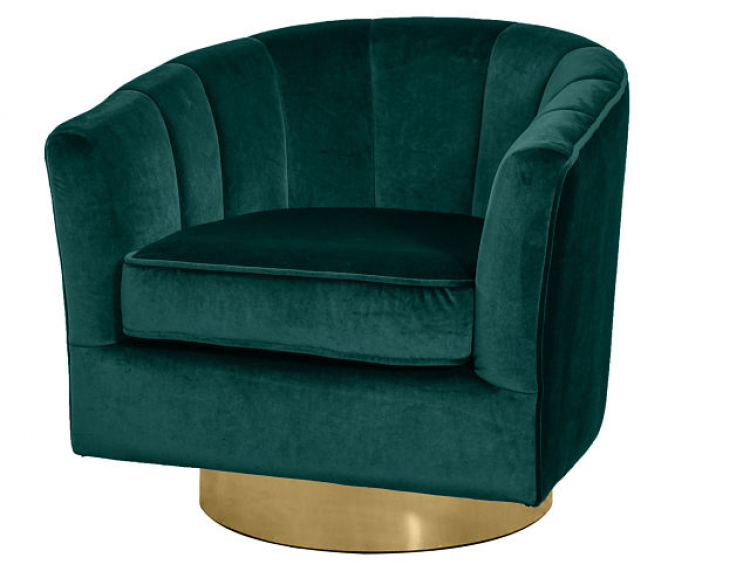 Club Chair - Cassidy - Emerald