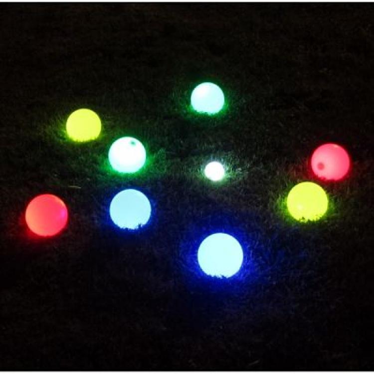 Glowing Bocce Ball