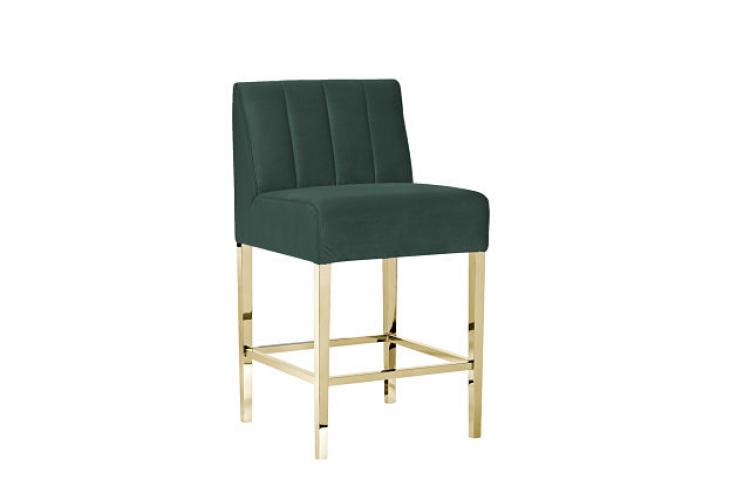 Kincaid Barstool - Emerald