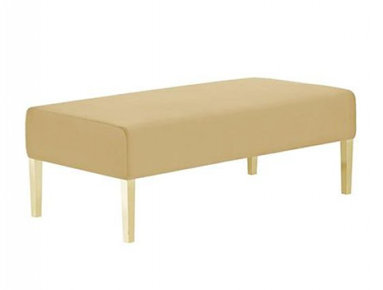 Kincaid Ottoman - 4ft Length - Champagne
