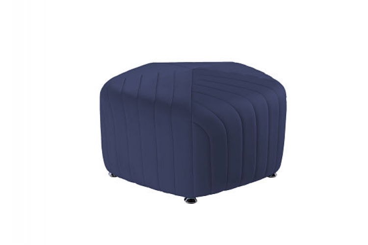 Ottoman Set - Mini and Biggie - Sapphire
