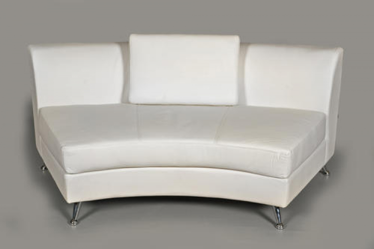 Banquette - Stanton Curved Section