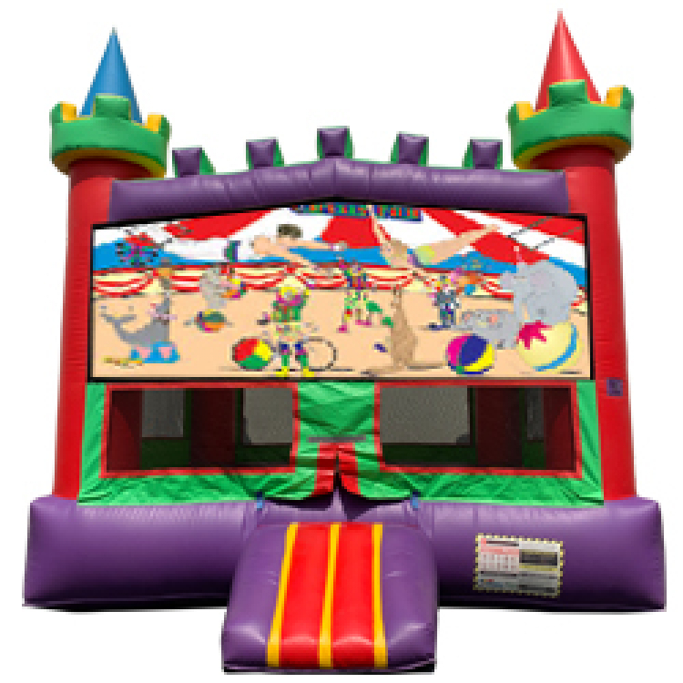 Circus Fun Bounce House
