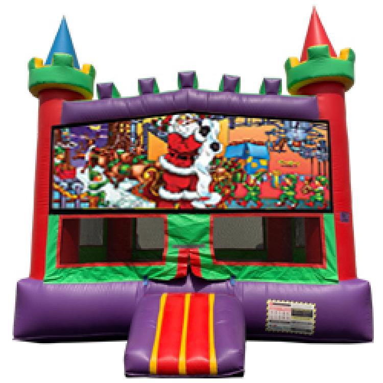 Santa Bounce House