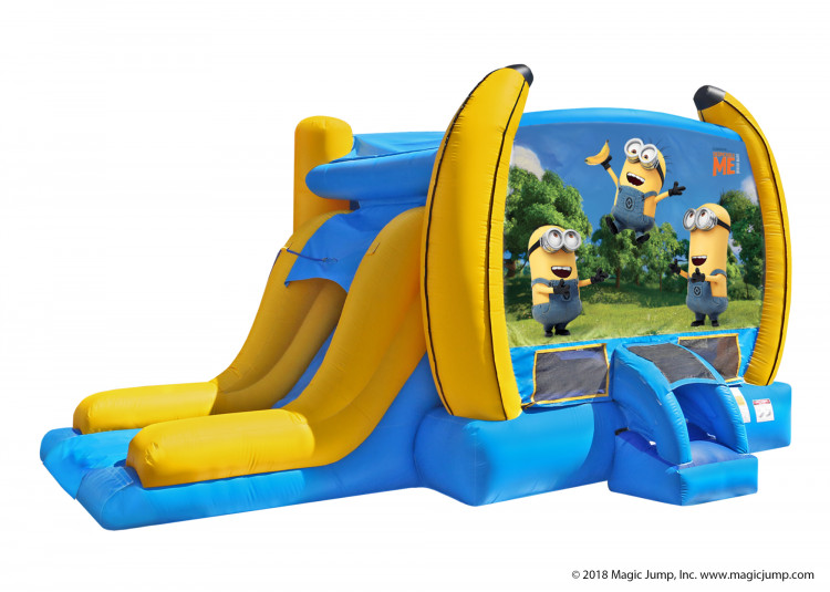 Despicable Me Bouncer Combo