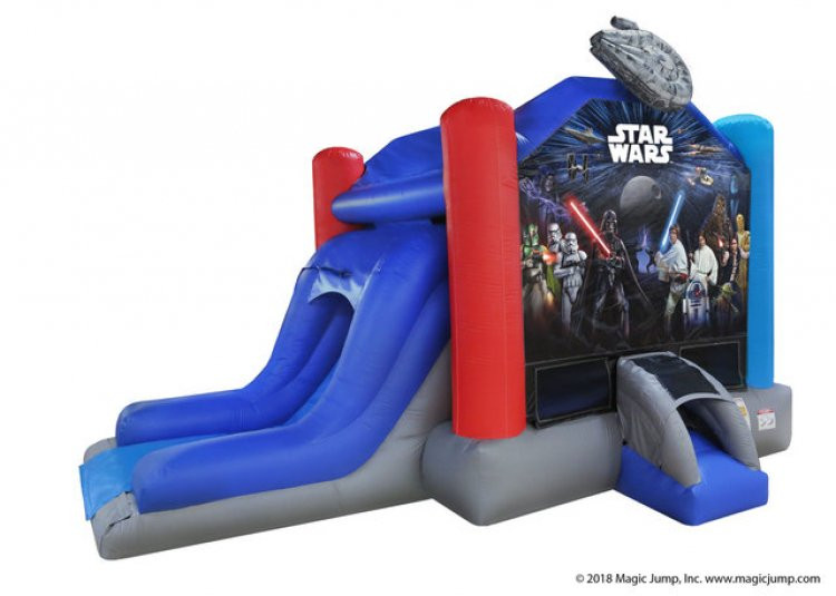 Star Wars Water Bouncer Combo - Wet