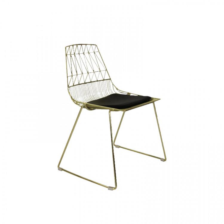 Gold Hawaiian Chair