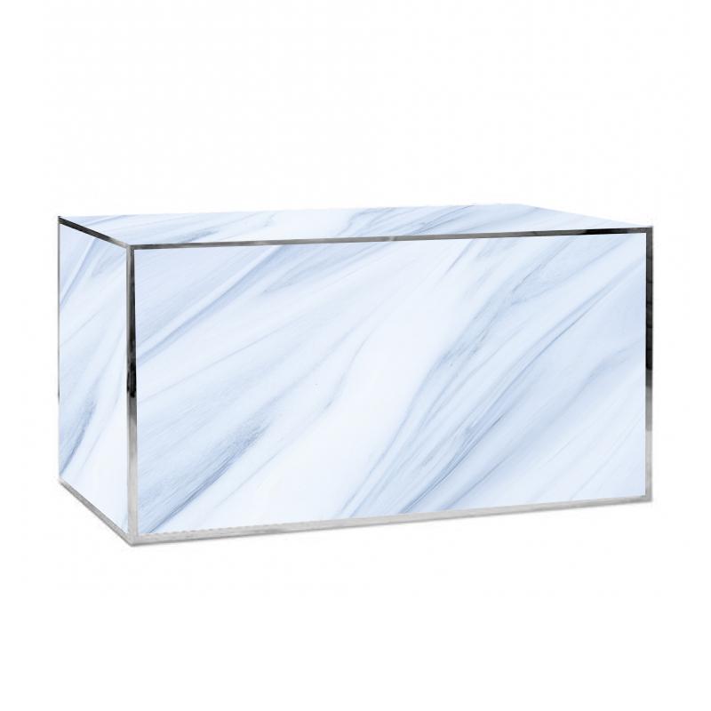 marble portable bar